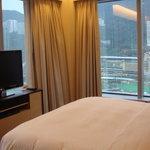 Foto de Crowne Plaza Hotel Hong Kong Causeway Bay