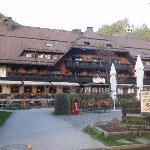 BEST WESTERN Hotel Hofgut Sternen Foto