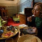 Colazione al Riad