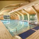 Swimming Pool at the Coast & Country Pitlochry Hydro Hotel