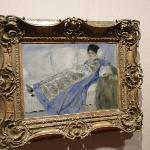 Renoir - Portrai of Madame Claude Monet
