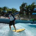 Surfing USA!