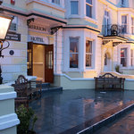 A Victorian Seafront Hotel