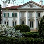 Neel Reid designed Fuller E. Callaway home