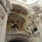 stunning inside St Nicolas church