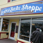 Exterior of the Lewes Bake Shoppe