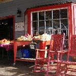 Toby's Market, point Reyes Station