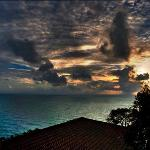 Sunrise in Koh Samui from Sandalwood Luxury Villas