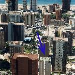 Ubicacion Apartamentos Maria Victoria