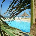 Notre piscine en bord de mer