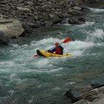 Joe Rafting