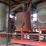 River Antoine Estate Rum Distillery