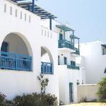 Alykes Studios, Agios Prokopios Naxos