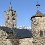 entorno: románico, Sant Joan d'Isil