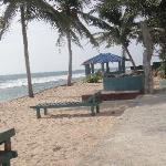 Hotel beachside