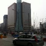 Vestin hotel view