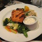 Salmon :)