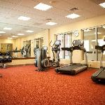 Get your work out in at the Fitness Center located on site!