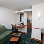Suites offer extra seating