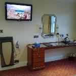 Loftsome Bridge Coaching House - Bedroom