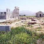 Antike Anlage und byzantinische Kapelle