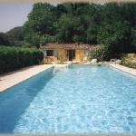 Amandine Studio sleeps 2-3. Delightful intimate accommodation just steps from the pool.