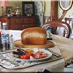 Full English breakfasts