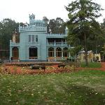 Summer villa of Morbergs in Jurmala