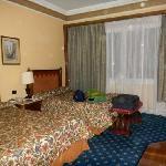 Habitacion camas