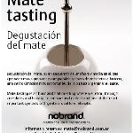 Mate tasting /  Cata de mate