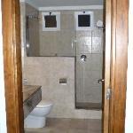 Baño habitacion premium