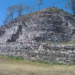 una de las ruinas de la localidad