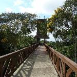 Zugang zum Turm