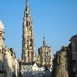 La cattedrale di Anversa