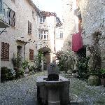 Fountain in St Paul
