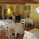 salle du restaurant -