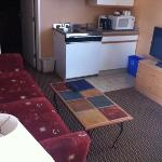 corner suite (room 201)