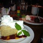 sponge cake for desert
