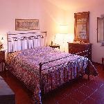 Camera da letto di Villa Ripanuova 9