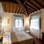 Camera da letto Villa Ripanova 13