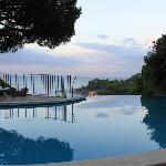 Pool im Albamar