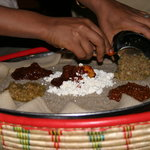 The best of Ethiopian food - Yod Abysinnia