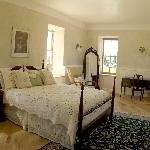 """The """"Arithmetic Room"""" (a 2-room suite)"""