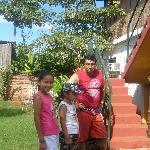 mi  familia en azaleas