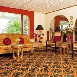 Lounge Area Main Lodge