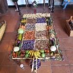 Alfombra de Semana Santa (Entrance)