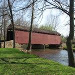 Loy's Station Covered Bridge