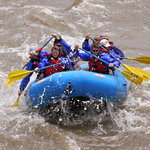 South Canyon Rapids in June!