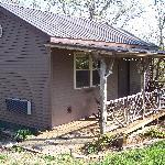 Cougar's Bluff Cabin