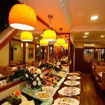 Q Hotel Istanbul Breakfast Buffet!